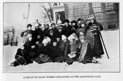 Colby Alumnus: The Aroostook Club (1920)