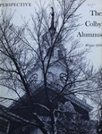 Colby Alumnus Cover: Winter 1970