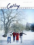 Colby Alumnus Cover: January 1988 by Colby College