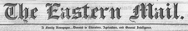 The Eastern Mail (Waterville, Maine)