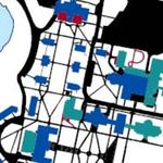 A SPATIAL ANALYSIS OF IMPERVIOUS SURFACES AT COLBY COLLEGE IN 1965 AND 2006