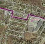 DRAFT PROPOSED PUBLIC TRANSPORTATION ROUTES FOR WATERVILLE, ME