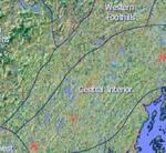 Biophysical Regions of Maine by Emma Balazs