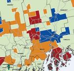 Medically Underserved Areas and Populations in Maine 2008