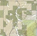 EVALUATION OF THE CONSERVATION LANDS OF MAINE BASED ON PRESENCE OF HABITAT SUITABLE FOR LISTED SPECIES