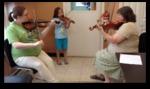 Molly, Mariana, & Laura Martinez: Music and Celebration: A Martinez/Breault Family Tradition