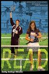 Colby Men's & Women's Tennis Team Captains, Ben Crane ('06) and Lauren Uhlmann ('06)