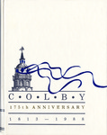 The Colby Oracle 1988 by Colby College