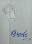 The Colby Oracle 1959 by Colby College