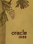 The Colby Oracle 1955 by Colby College