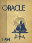 The Colby Oracle 1954 by Colby College