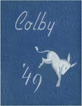 The Colby Oracle 1949 by Colby College