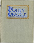 The Colby Oracle 1910 by Colby College