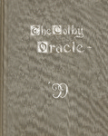 The Colby Oracle 1899 by Colby College