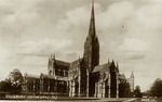 04a. Salisbury Cathedral (Front)