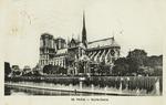 05a. Paris, Notre Dame (Front)