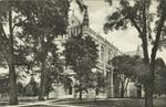 08a. University Chapel (Front)
