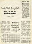 34a. Colloidal Graphite (Page 1)