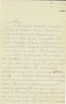 21a. Letter to Elav (Page 1)