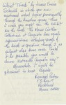 22b. Letter to Mrs Scribner (Page 2)