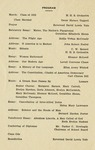 32b. Houlton Class of '28 Commencement (Page 2) by Bern Porter