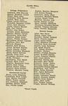 32c. Houlton Class of '28 Commencement (Page 3) by Bern Porter