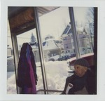 06. Polaroid of Bern by Bern Porter