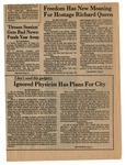 16a. Ignored Physicist Has Plans for City (Page 1)