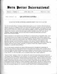 Bern Porter International: Volume 2 Number 1 (February, 1998)