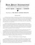 Bern Porter International: Volume 2 Number 2 (April, 1998)