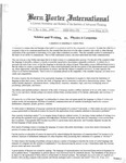 Bern Porter International: Volume 2 Number 6 (December, 1998)