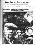 Bern Porter International: Volume 3 Number 4 (August 1999)