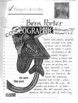 Bern Porter Cosmographic: Volume 1 Number 2 (February, 2000)