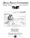 Bern Porter Cosmographic: Volume 1 Number 5 (May, 2000)
