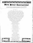 Bern Porter International: Volume 5 Number 6 (March 15, 2001)