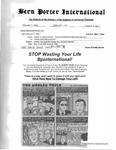 Bern Porter International: Volume 6 Number 3 (February 1, 2002)