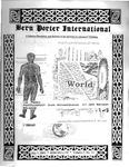 Bern Porter International: Volume 5 Number 12 (July 1, 2001) by Bern Porter, Sheila Holtz, and Natasha Bernstein