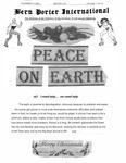 Bern Porter International: Volume 5 Number 24 (December 15, 2001)