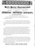 Bern Porter International: Volume 5 Number 10 (June 1, 2001)