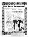 Bern Porter International: Volume 5 Number 9.2 (May 1, 2001)