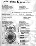Bern Porter International: Volume 6 Number 10 (May 15, 2002)