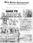 Bern Porter International: Volume 6 Number 14 (July 15, 2002)