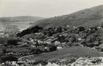 01a. Stinson Beach, California (Front) by Bern Porter