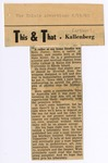 18. This & That - Kallenberg by Bern Porter and Arthur Kallenberg