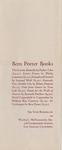 31. Bern Porter Books