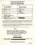 17. Report of Investigation - Alabama and Arkansas