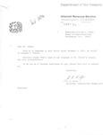 Internal Revenue Service Letters by Bern Porter