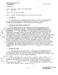 Shipyard Security Screening Board Memorandum