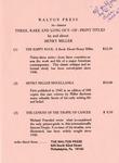 07. Walton Press - Henry Miller