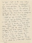 18b. Handwritten Letter to Mother 1 (Page 2)